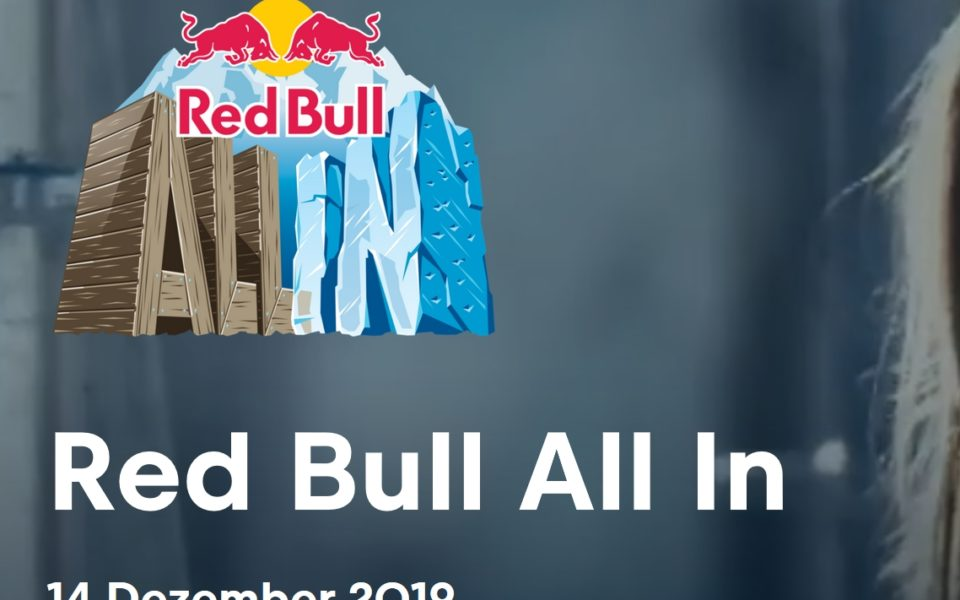Redbull All in Hindernisslauf